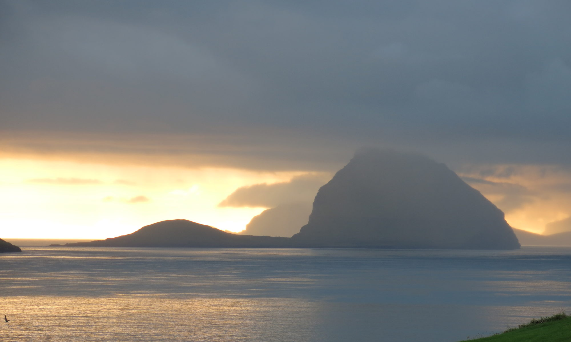 Voyage to the Aleutians